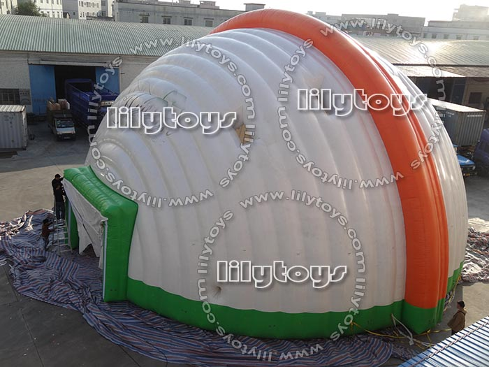 Air tight tent